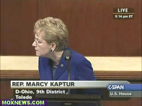 This Is Unacceptable In America! Congresswoman Marcy Kaptur