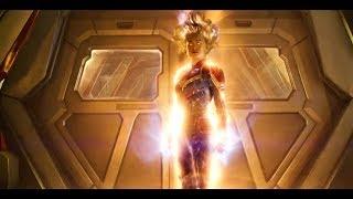 역대 어벤져스의 능력을 뛰어넘는 캡틴 마블을 보여준 2차 예고편 총정리