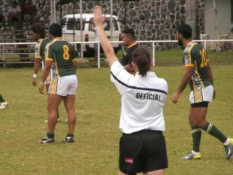 south pacific games 2007 Rarotonga v