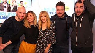 Kylie Minogue (20/03/2018) - Best of de Bruno dans la Radio
