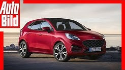 Zukunftsaussicht: Ford Puma (2020) Details - Erklärung - Design - Infos