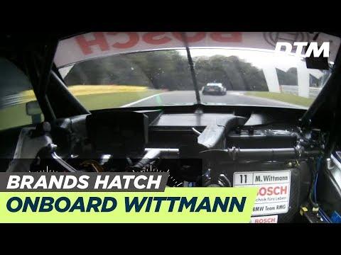 DTM Brands Hatch 2019 - Marco Wittmann (BMW M4 DTM) - RE-LIVE Onboard (Race 1)