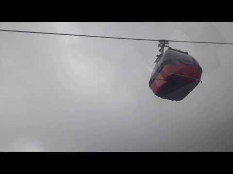 Chandragiri Cable car nepal