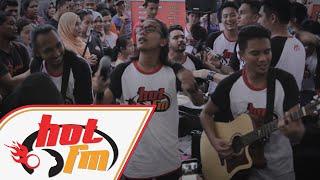 Drama Band - Biarkanlah (Live @ Hot FM Ronda-Ronda)