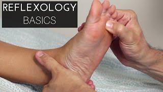 massage tutorial reflexology basics techniques routine