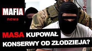 MASA KUPOWAŁ KONSERWY OD ZŁODZIEJA?! | Mafia News