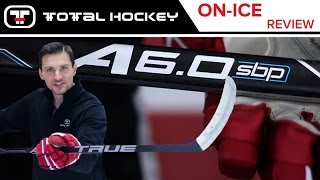 True A6.0 SBP Stick // On-Ice Review with Jeff Lovecchio