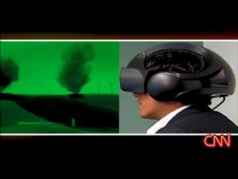 Virtual Reality Therapy on CNN using Head Mounted Displays.