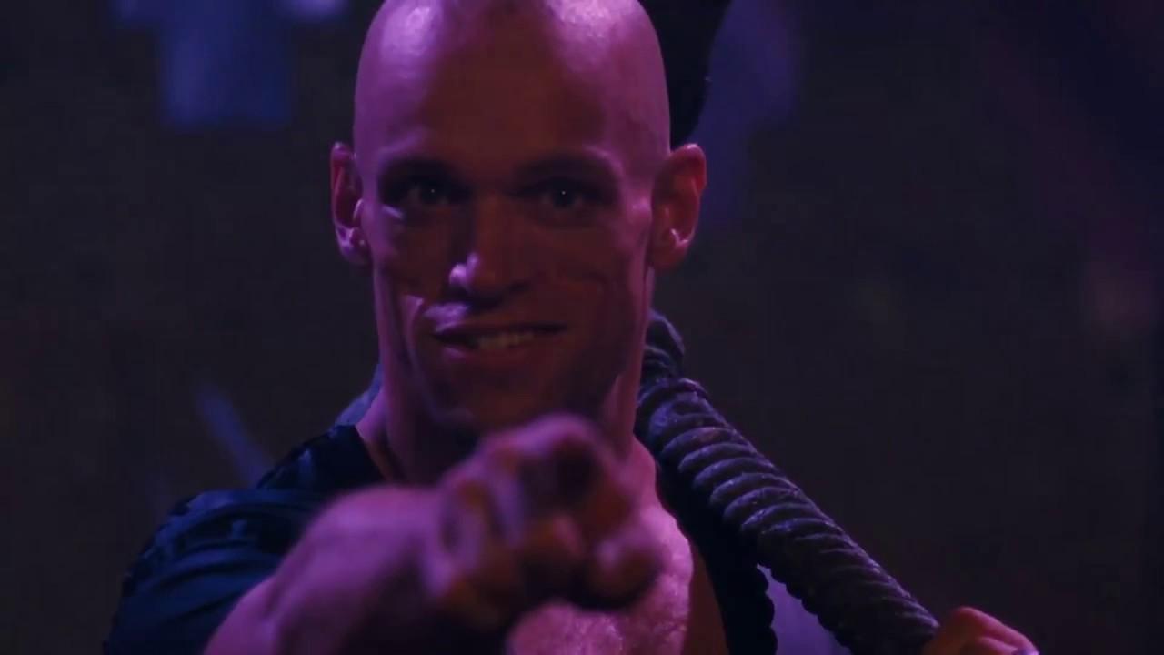 MK: Annihilation - Shao Kahn [HD 1080p] - YouTube  Mortal Kombat Movie Shao Kahn