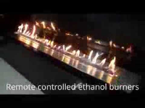 trend fire bioethanol kamine by feuerkunst youtube. Black Bedroom Furniture Sets. Home Design Ideas
