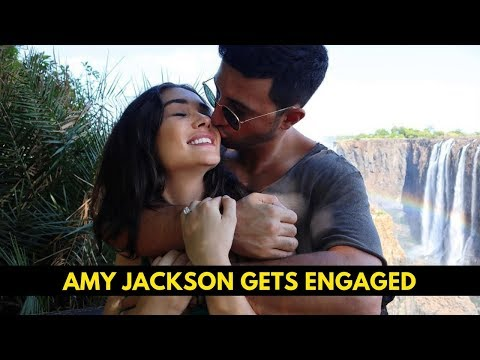 Amy Jackson gets engaged to beau George Panayiotou; flaunts her diamond ring in an adorable post Mp3