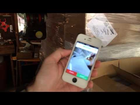Just launched: Doorbot by Jamie Siminoff, love it!