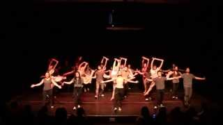 "Triple 8 Dance Company - Flashback: ""Flash Flood"" - Jessica Weng"