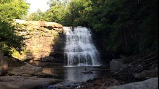Muddy Creek Falls in Swallow Falls State Park | TheEnterprise87