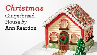 How to make a Christmas Gingerbread House Recipe Breville Food Thinkers with Ann Reardon
