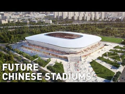 Future Chinese Stadiums