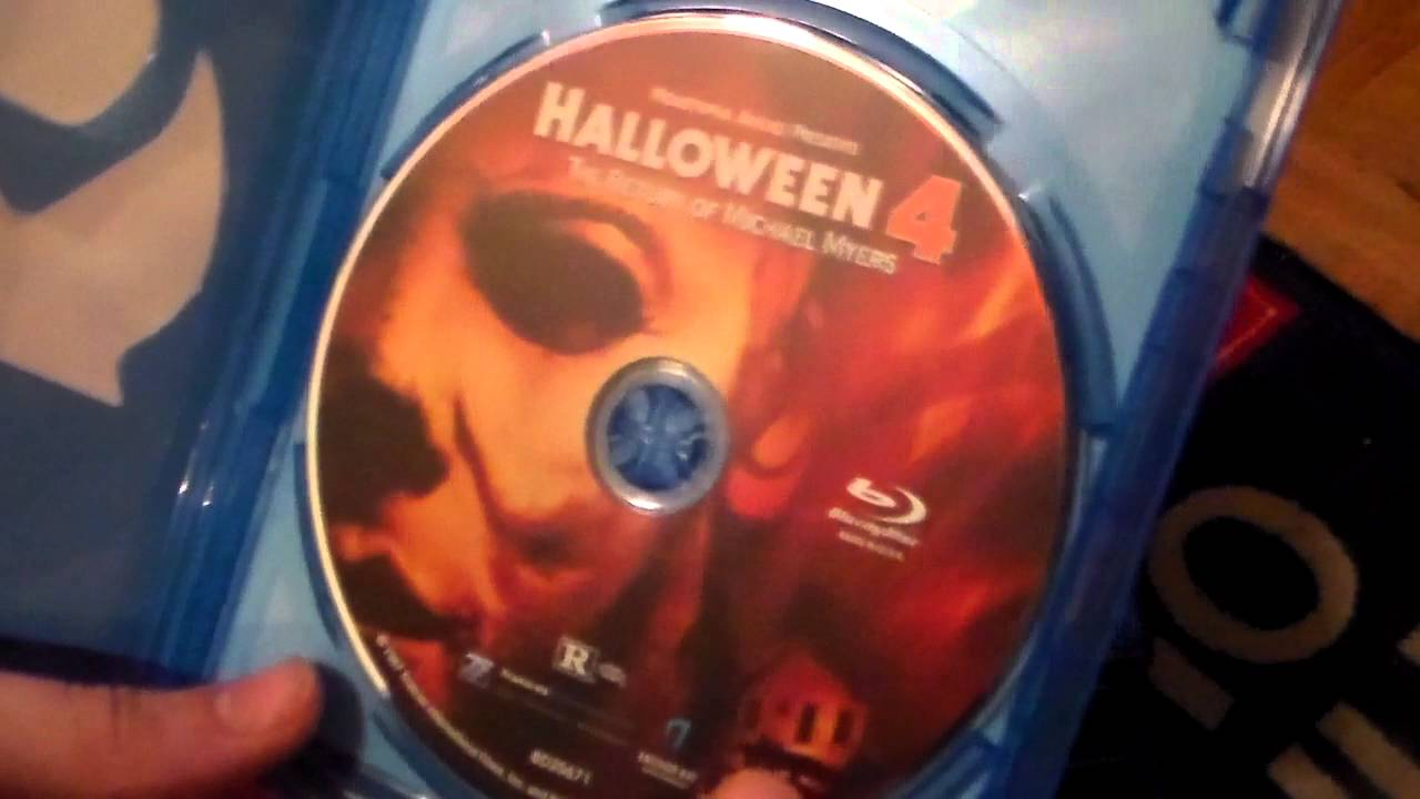 halloween DVD collection - YouTube