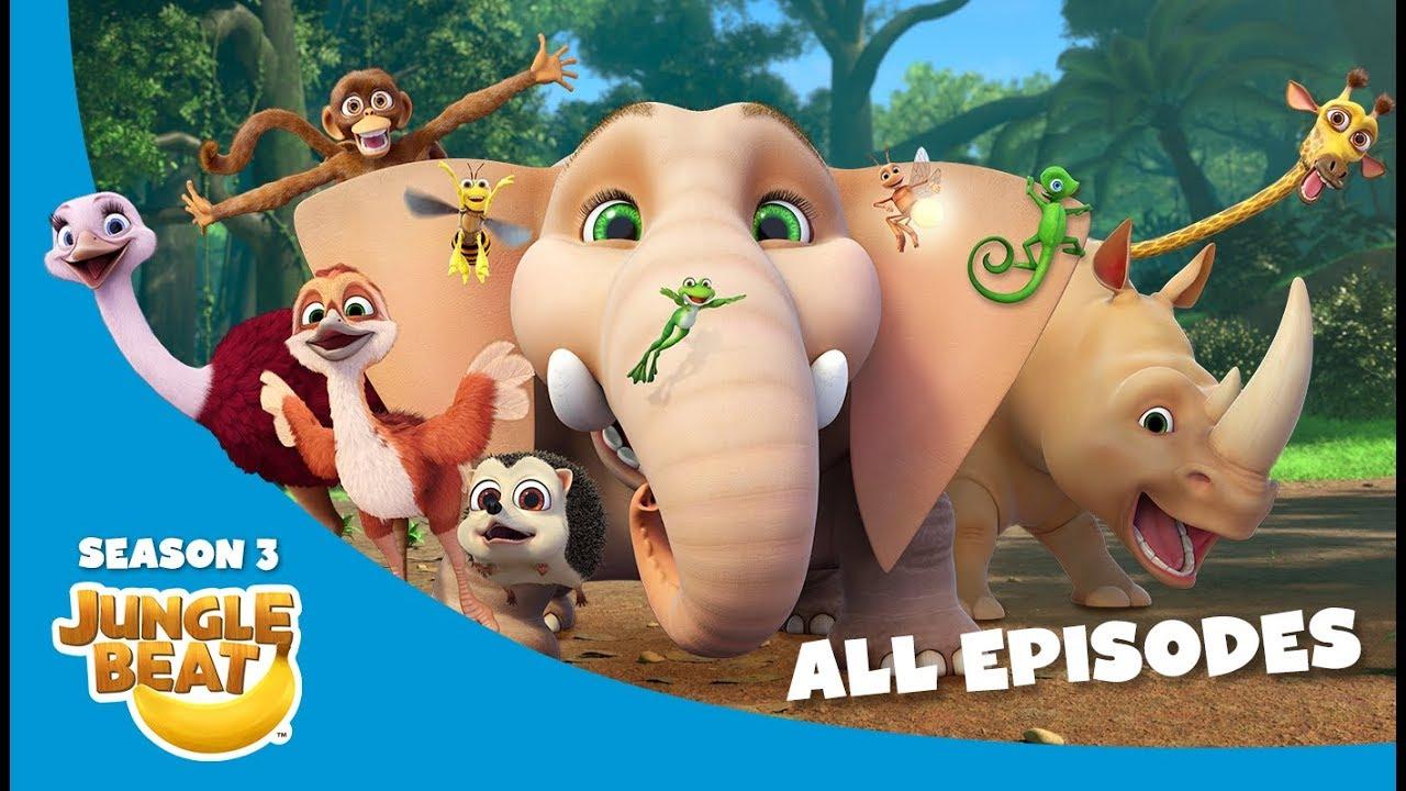 Download Jungle Beat Season Three Compilation [Full Episodes]