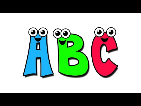 ABC sangen - Dansk Børnesang