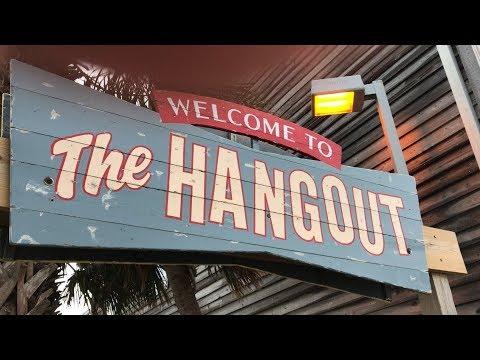 The Hangout at Gulf Shores Alabama