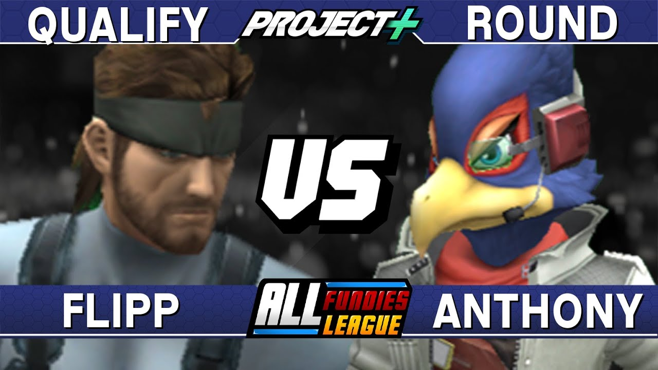 Project+ - Flipp (Snake) vs Anthony (Falco) - AFL Qualify Round