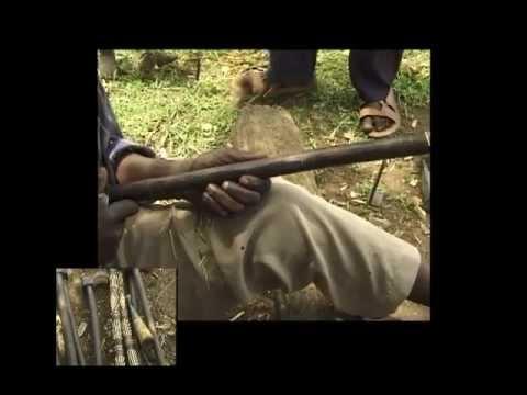 Walking Stick from Pakwach, Uganda