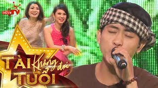 Hotboy 20 years old sings Cai Luong way too good and make celebrities burst out praising.