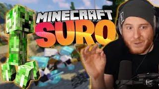 Wie UNGE Minecraft SURO ZERSTÖRT und WIEDERBELEBT hat