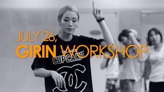 Girin Jang workshop | Yonce - Beyonce