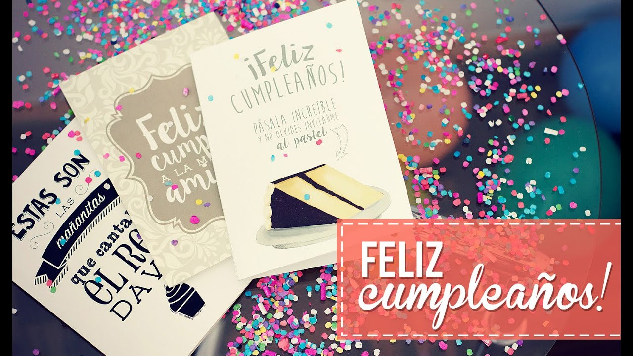 cartas de cumpleanos - Selo.l-ink.co