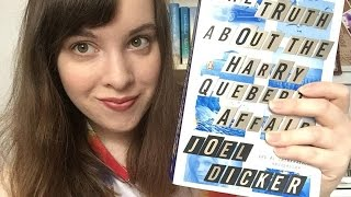 Book Review: The Truth About the Harry Quebert Affair by Joel Dicker