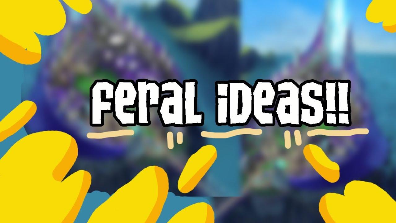 Download FERAL IDEAS!!!!!!