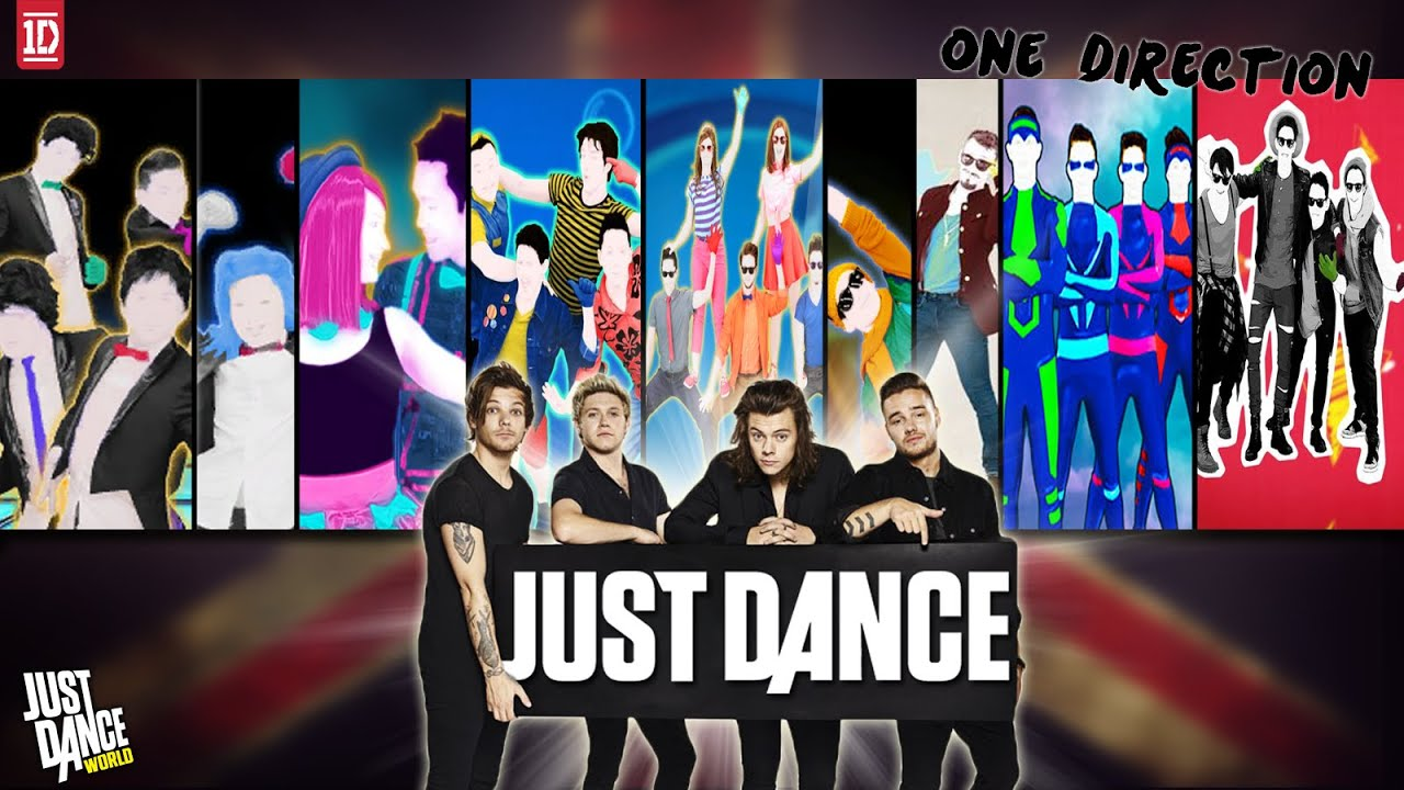 One Direction Dance