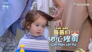 [VIETSUB][SHOW] Baby, Để Anh Đi (Tập 6) - Jackson cắt tóc