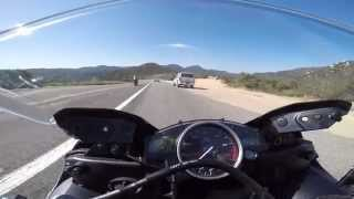ortega highway road rage idiot