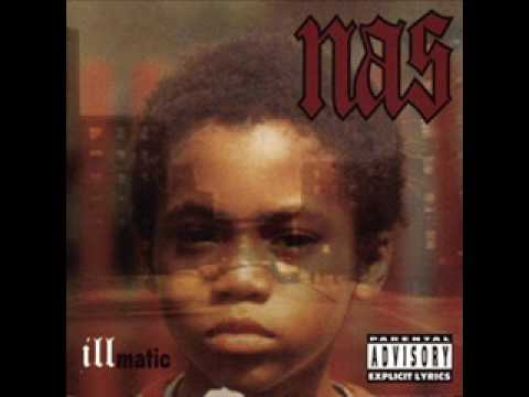 Nas - Illmatic - N.Y. State of Mind