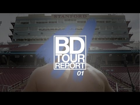 Tour Report 1 - Stanford