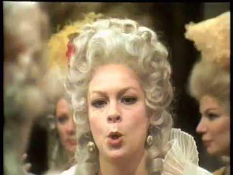 Giordano - Andrea Chénier - Corelli, Casapietra, Cappuccilli FILM 1973 - Actos 1 y 2.