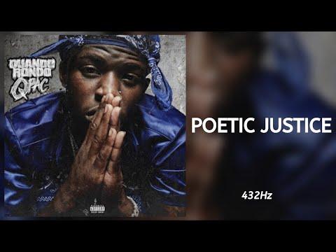 Quando Rondo – Poetic Justice (432Hz)