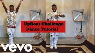How To Do: Uproar Dance Challenge ( Dance Tutorial ) #UproarChallenge