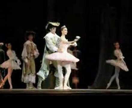 Svetlana Zakharova. The Sleeping Beauty. 27 April 2007