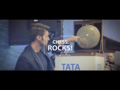 Tata Steel Chess rocks! Be a part of it!
