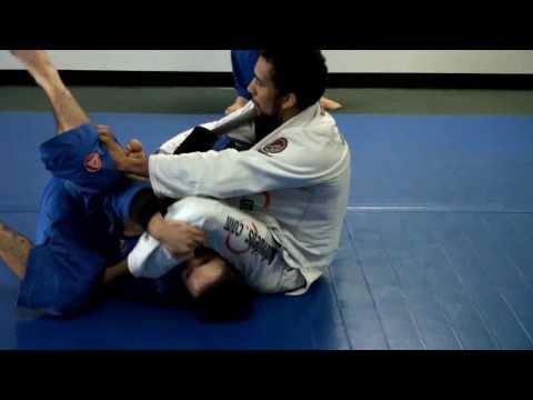 Samuel Braga vs Thiago - Gracie Barra Texas Brazilian Jiu-Jitsu