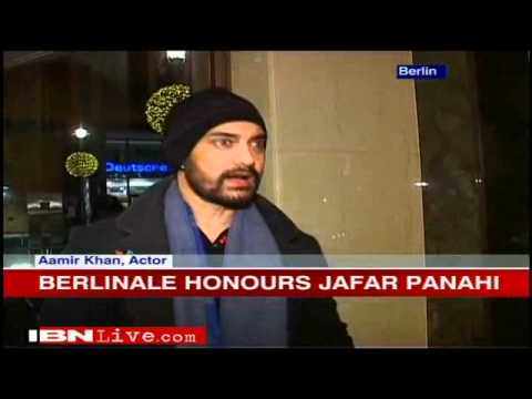 Berlinale honours jailed Iranian filmmaker