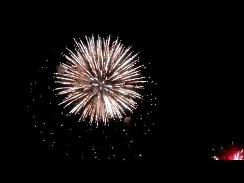 Best fireworks ever in Islamabad  independence celebrations