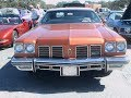 1975 Olds Delta 88 Royale Convertible Bronze ZH021717