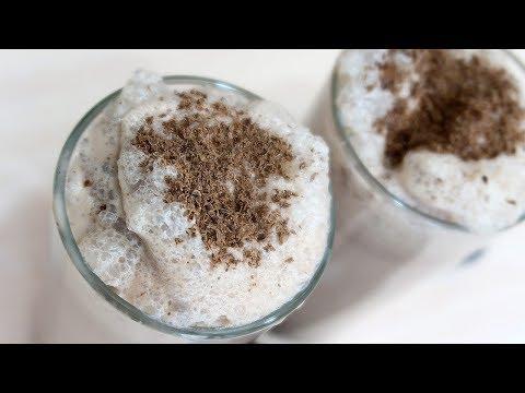 Вопрос: Как приготовить шоколадный молочный коктейль?