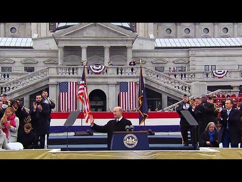 Gov. Tom Wolf Inaugural Address
