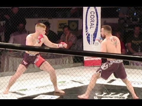 Manuca Gabriel vs Roland Pauletti - First Round Technical Knockout - UFT VI MMA - Cluj-Napoca