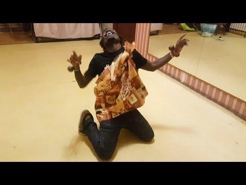 Congo Folk Solo dance by Dieudonné Ngeleka